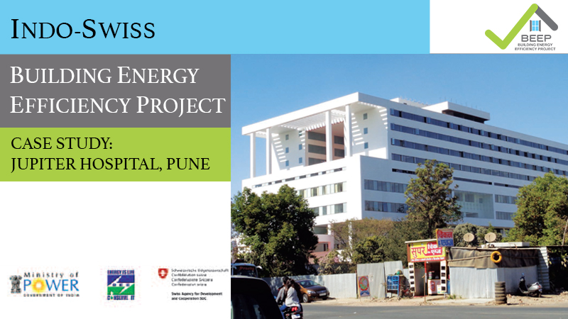 Case study: Jupiter Hospital, Pune