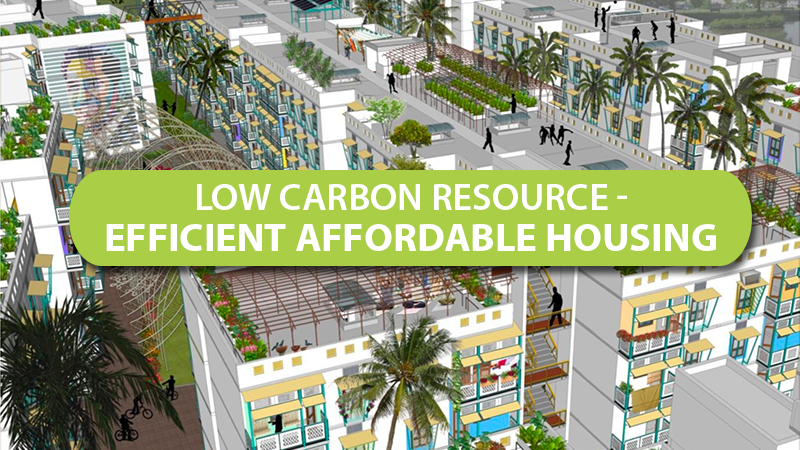 Position Paper on Low Carbon Resource Efficient Urban Housing