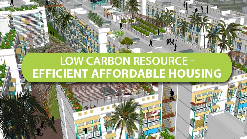 Position Paper on Low Carbon Resource Efficient Urban Housing