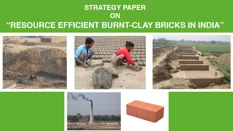 Strategy paper on Resource Efficient Burnt Clay Bricks
