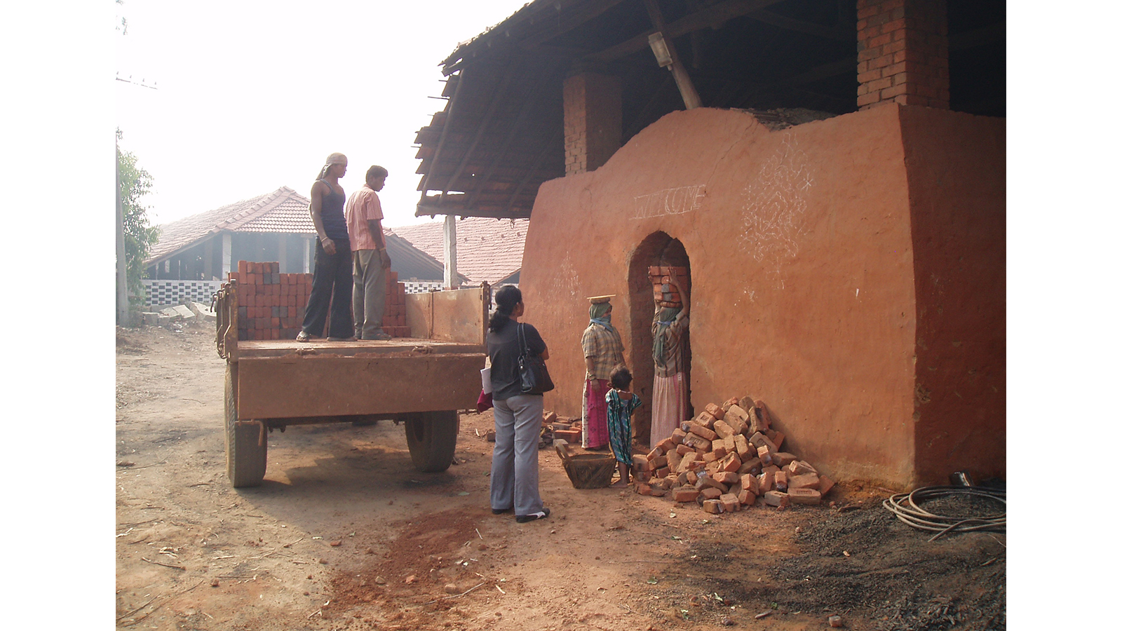 Emissions from South Asian Brick Production
