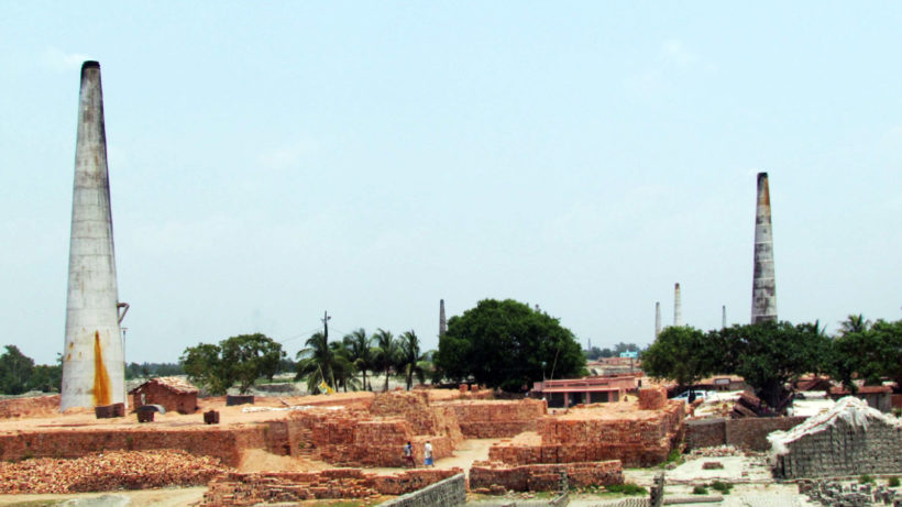 Fact-sheets on brick kilns in South & South-East Asia