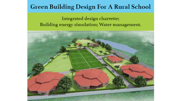 Building Design Advisory for a rural school building