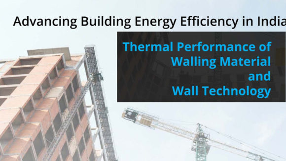 Thermal Performance of Walling Material and Wall Technology